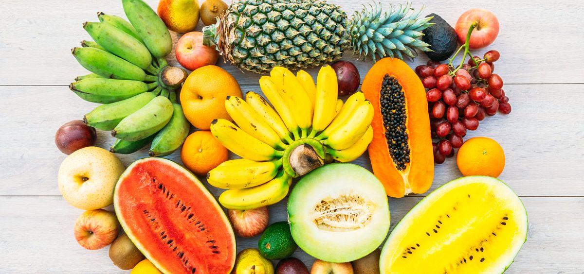 Qué son las frutas